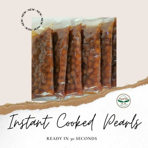 Instant Cooked Pearls